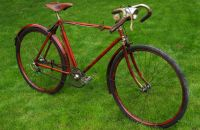 """Z"" – MONTA – Sport Light Bicycle 1938"
