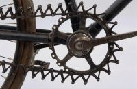 "Simpson Cycle Co., Ltd (Simpson ""Lever"" Chain), London, England - 1896"