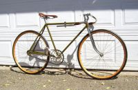 61/B. - Harley Davidson Bicycle