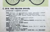The Falcon, race machine, circa 1939
