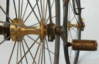 "J. SCHMID, A. Grandson, Suisse ""Early Free Wheel System"" - Switzerland, after a year 1870"