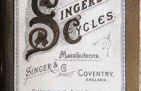 "The ""Special Singer"", Singer & Co., Coventry, England – c.1893"