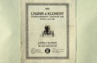 Laurin & Klement 1910 – Auta