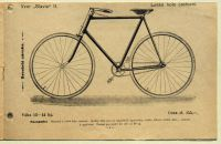 Laurin & Klement – Bicycles 1897