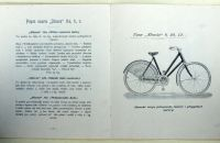 Laurin & Klement – Bicycles 1898