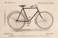 Laurin & Klement – Bicycles 1896