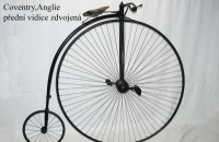 Historical bicycle rental service