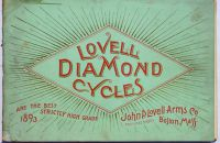 Iver Johnson, Lovell Arms Co., Boston, USA - 1893
