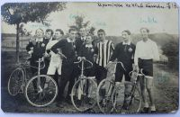 Compas, race bike, Kříž Co. - Pilsen, Czech Republic - c.1930