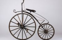"Velocipede ""SYSTEME LEROY"", France - probably 1870"