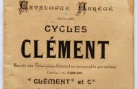 Race machine - Clément & Cie., Paris, France - 1895