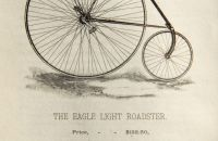 The EAGLE Bicycle Mfg.Co., Stamford, Conn., USA - 1889