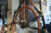 35/A. The Bicycle Museum of America - USA
