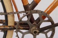 Bamboo Cycle Co., Londýn, Anglie - cca 1897