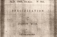 Andrew MUIR & Co., Manchester, England – 1869/70