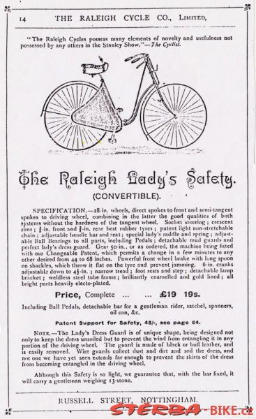 Raleigh 1890