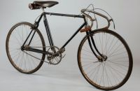 František Poustka Praha, race machine, The Czech Republic - around 1920
