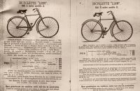 "Peugeot - Bicyclette ""Lion"", Valentigney, France - 1892"
