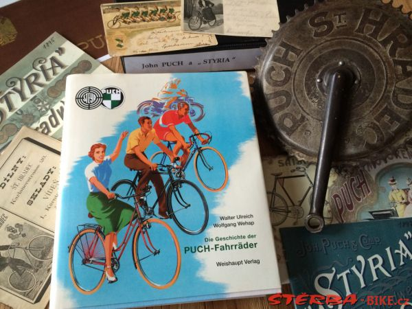 New book - PUCH Fahrrader