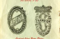 Arena and Champion 1898