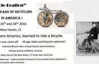 150 years of Bicycling in America