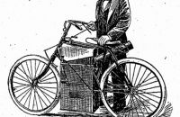 Columbia Steam velocipede