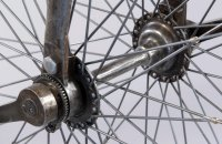 Regent, race high wheel, Trigwell & Co., England – probably 1889/90
