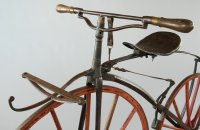 S & E boneshaker, England – around 1870