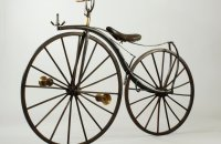 Bouchage boneshaker, Lyon, France – around 1870