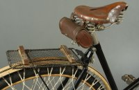 R. Jarolímek, BSA lady's bicycle, Praha, The Czech republic – probably 1915