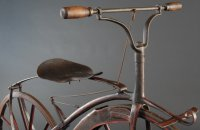Boneshaker, Manufacturer unknown, Holland – around 1870