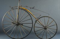 Cie Parisienne boneshaker, Paris, France –  after a year 1870