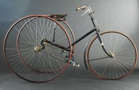 Clément & Cie., Cripper tricycle, Paris, France – around 1889