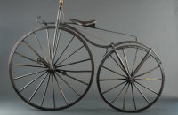 Boneshaker, Manufacturer unknown, France - 1868