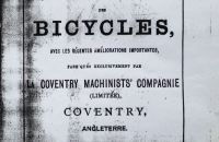 Coventry Machinists Co.  – 1875
