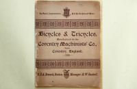 Coventry Machinists Co.  – 1885