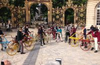 Nancy – Karlsruhe (4day ride)