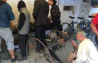 Antique Bicycles Day 2017 - Atmosphere