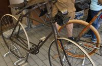 Antique Bicycles Day 2017 - Jumble sale and expo