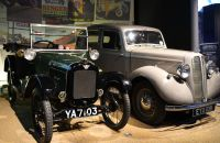 13/A  National Motor Museum, Beaulieu – Anglie