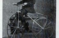 R. B. TURNER & Co., velociped  okolo 1870