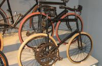 "213 - ""2 X 200"" – Bicycle Exhibition Jerusalem"