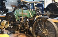 13/B  National Motor Museum, Beaulieu – England