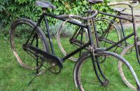 Man´s bikes after 1900