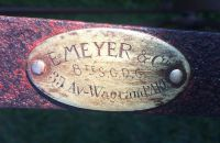 Meyer velocipede