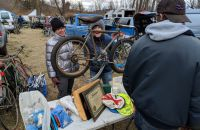 Bicycle Swap Meet - friends