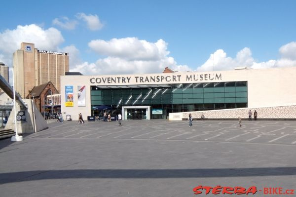 23. Transport Museum, Coventry – Anglie
