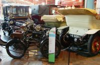13/C National Motor Museum, Beaulieu – Anglie
