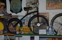 14. British Cycling Museum, Camelford in Cornwall – Anglie