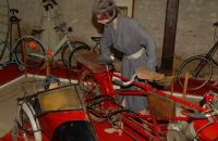 11. The Cycle Museum,  Favrieux – Francie